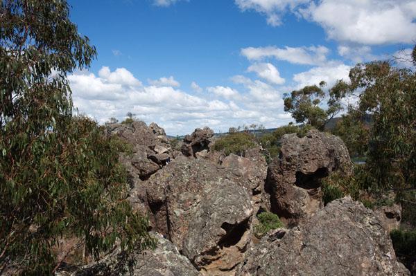 Hanging Rock à Melbourne