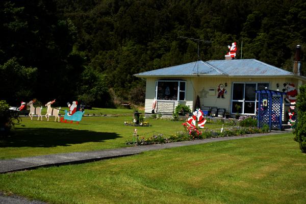 Passer Noel en Nouvelle Zélande
