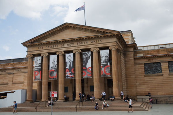 Art Gallery of NSW Sydney