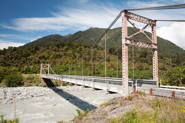Cook River Weheka River en Nouvelle-Zélande