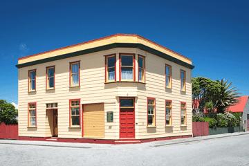 Hokitika en Nouvelle-Zélande
