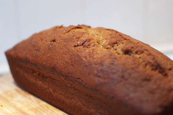 Banana Bread sorti du four