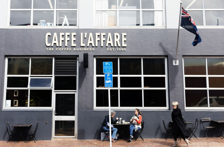 Cafe L'Affare Wellington