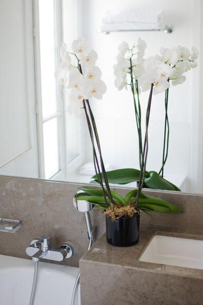 Salle de bain de Villa Madame Paris