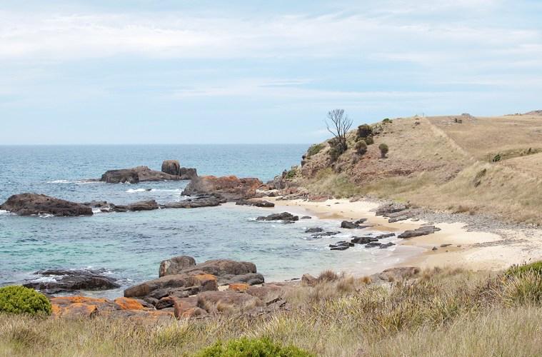 Rocky Hills Tasmanie