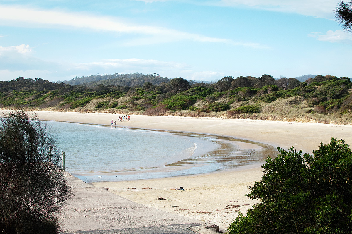 Friendly Beaches Tasmanie