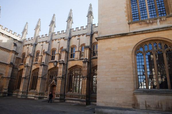 Bibliothèque de Oxford