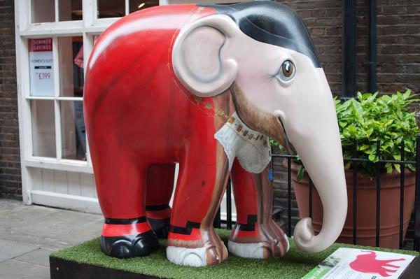 Elephant parade londres 2010