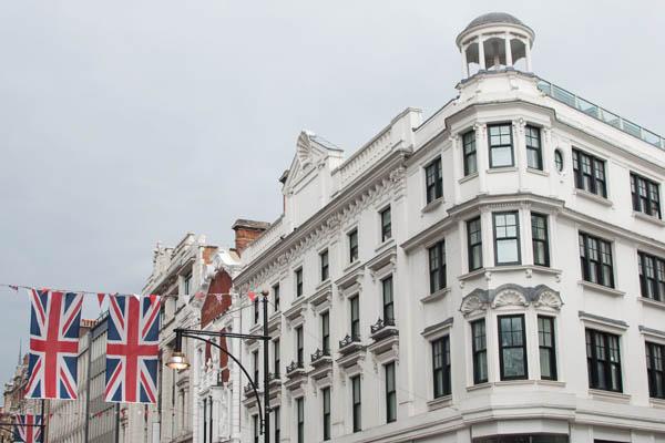 Londres à l'honneur en 2012