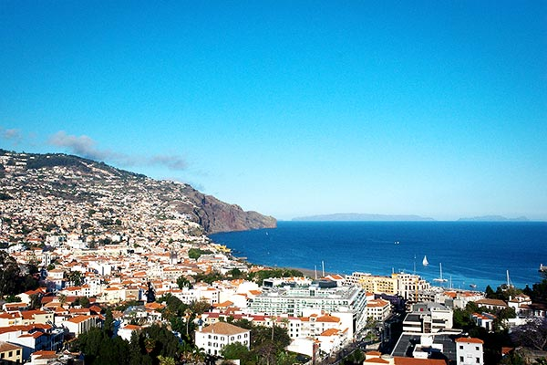 Baie de Funchal