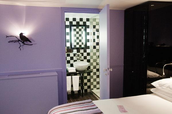 Chambre Alice (suite familiale) - Hôtel ORiginal