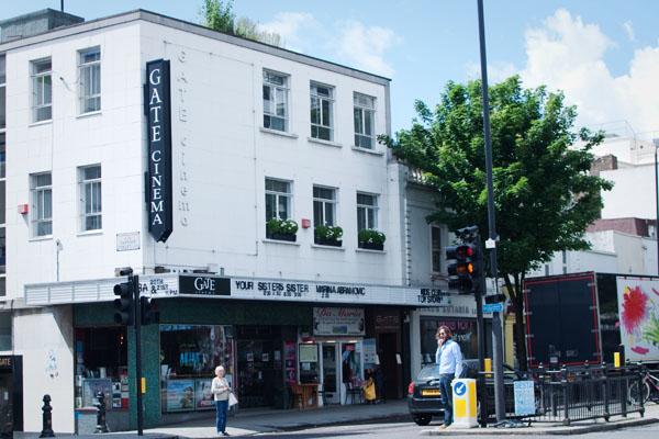Gate cinema Notting Hill Londres