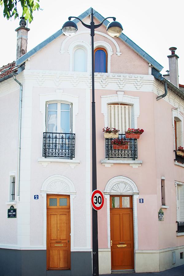 Rond point Rue Moulins des Près Paris 13