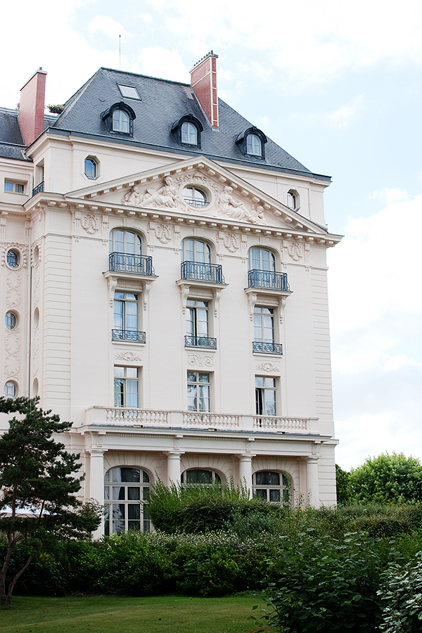 Trianon Palace et Spa Guerlain
