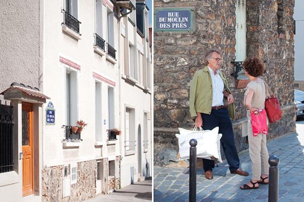 Rue du Moulin des Près Paris 13