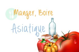 Manger asiatique à Paris