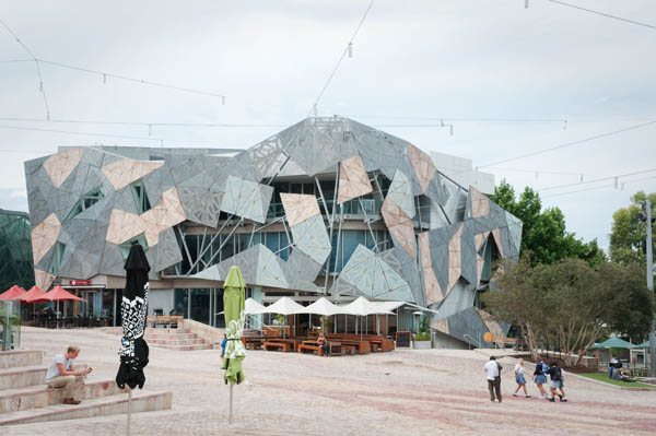 Melbourne Federation Square