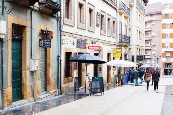 Ruta de los vinos Oviedo