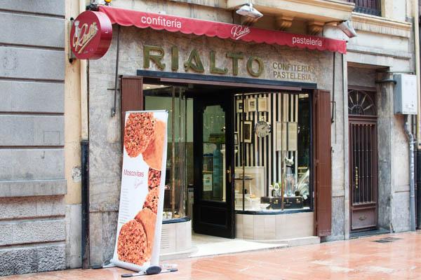 Confiteria Rialto Oviedo