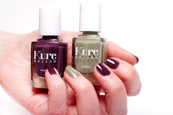Kure Bazaar vernis à ongles Bio