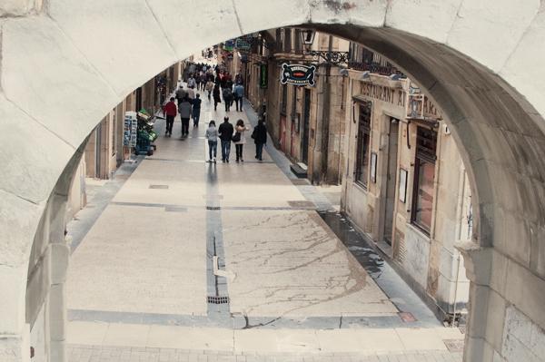 Visite de San Sebastian en Espagne
