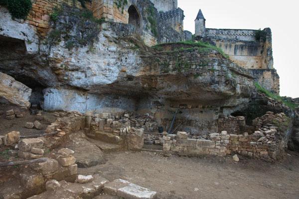Les fouilles archéologiques continuent à Commarque