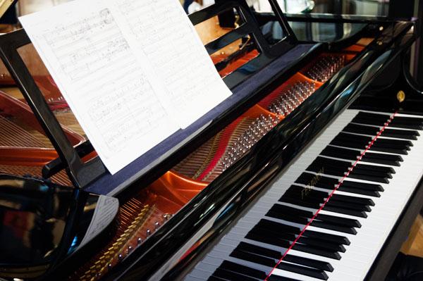 Piano bar de l'hôtel 123 Sebastopol