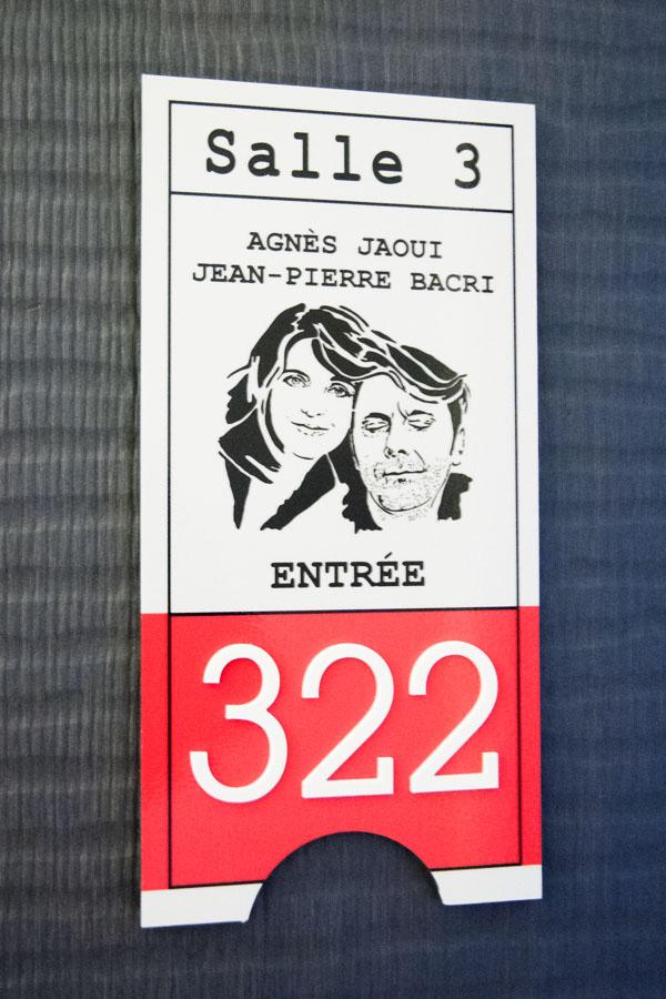 Hôtel 123 Sebastopol - Etage Agnès Jaoui & Jean-Pierre Bacri