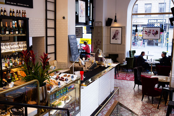 Restaurant du Grand Scandic Hotel Stockholm