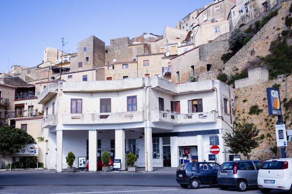 Calascibetta, Sicile
