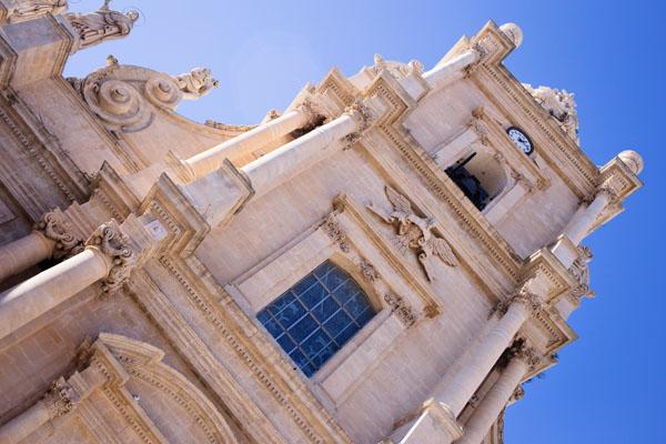 Ragusa - Cathédrale S. Giovanni