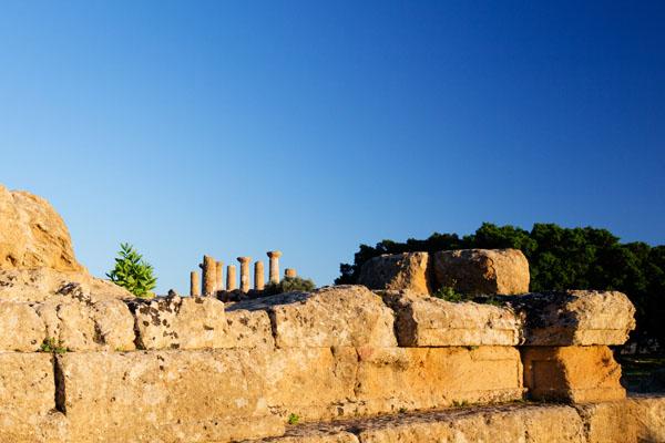 Tempio di Castore e Polluce - Agrigento