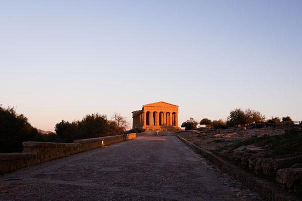 Tempio della Concordia - Agrigento
