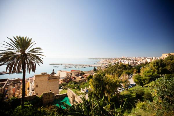 Voyage Sicile - Visite de Sciacca