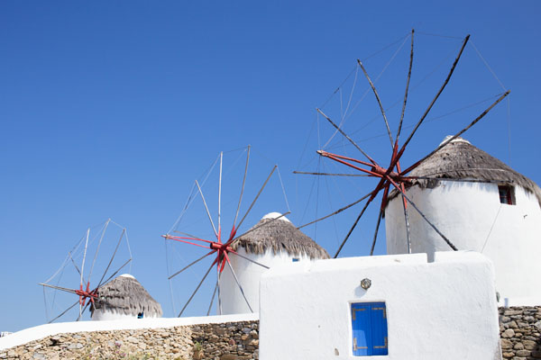 Mykonos les Moulins