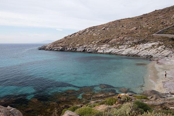 Plage de Agios Ioannis Mykonos