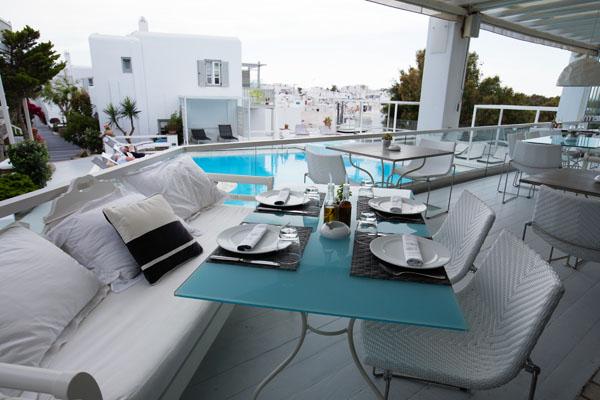 Restaurant Semeli Hotel