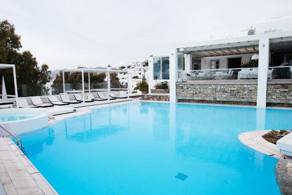 Piscine Semeli Hotel