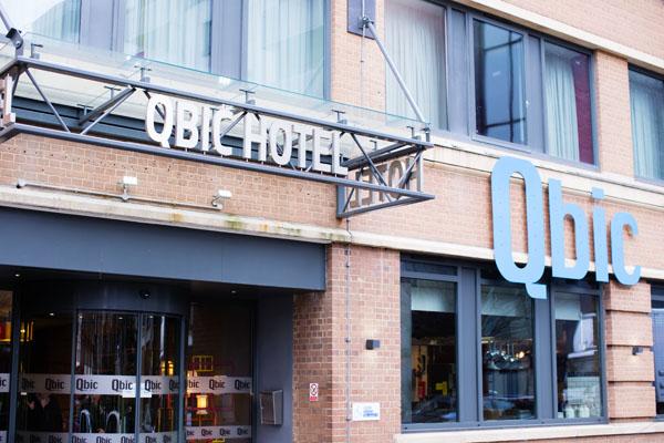 Qbic hotel Londres