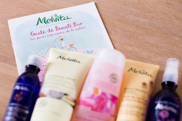 Commande de produits Bio Melvita