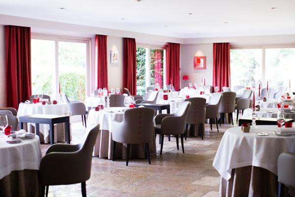 Relais & Chateaux Hostellerie de Levernois