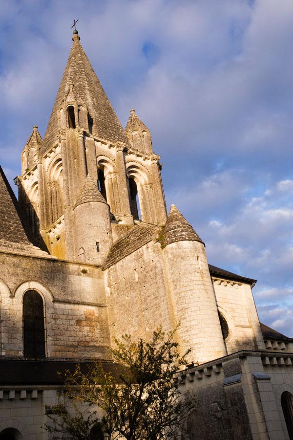 Loches cité médiévale