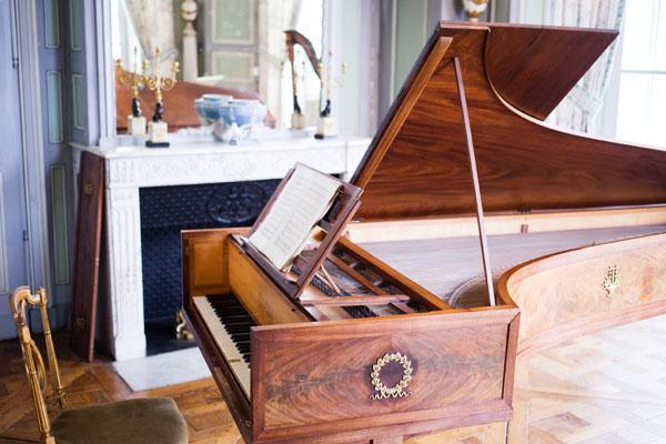 Valençay - Cabinet de musique