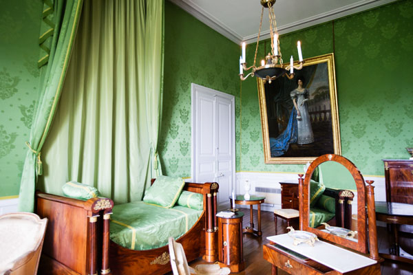 Valençay - Chambre Duchesse de Dino