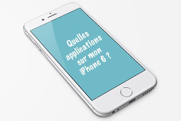 TOP 15 des applications iphone pour homme