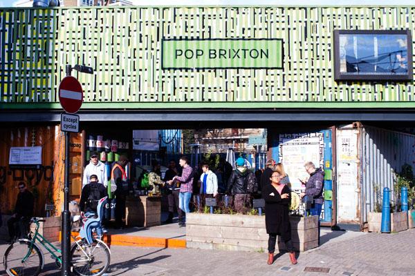 POP Brixton à Londres