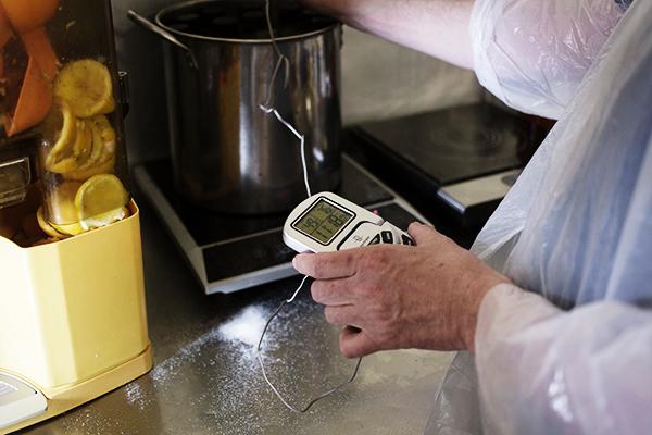 Alchimiste - Pasteuriser le sirop