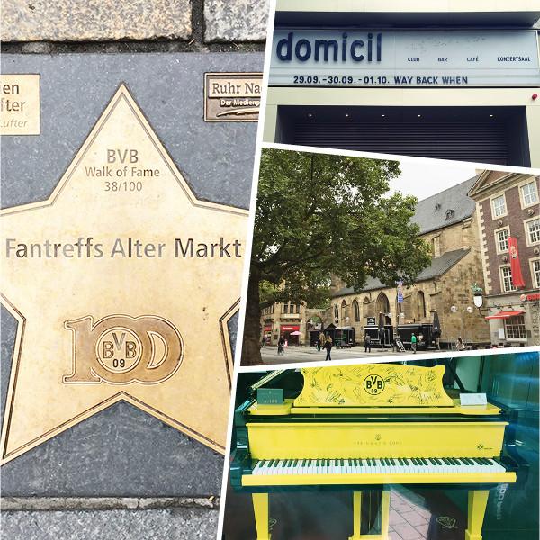 Visite de la ville de Dortmund