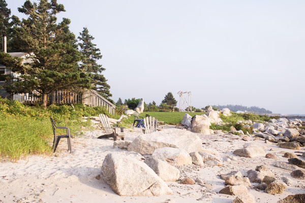 Oceanstone seaside resort Peggy's Cove