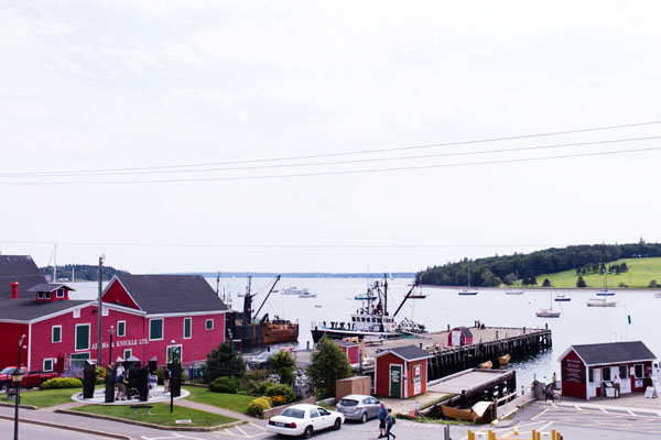Port de Lunenburg